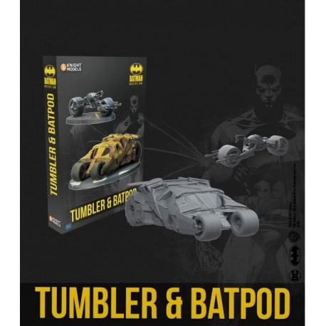 TUMBLER & BATPOD