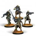 Zhayedan Intervention Troops (Sniper, HMG, Missile Launcher, Medic Boarding Shotgun)