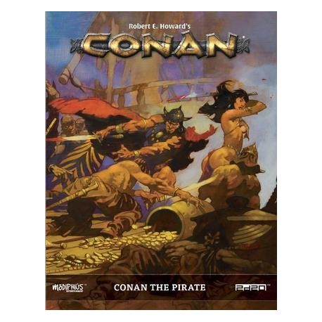 Conan The Pirate