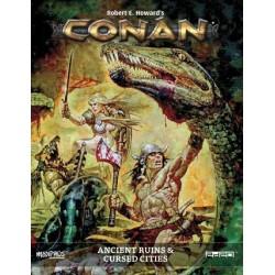 Conan : Ancient ruins & cursed cities