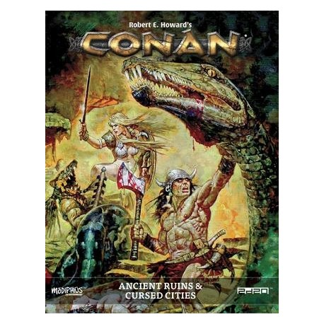 Conan : Ancient ruins & cursed cities