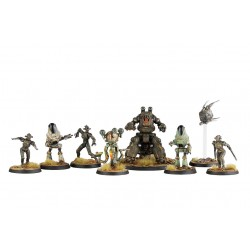 Fallout: Wasteland Warfare Robots Core box
