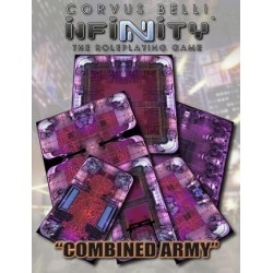 Infinity RPG: Combined Army Geomorphic tile set