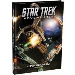 STAR TREK ADVENTURES: ALPHA QUADRANT SOURCEBOOK