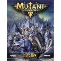 Mutant Chronicles Dark Eden Campaign Book