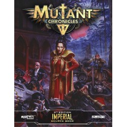 Mutant Chronicles Imperial Source Book