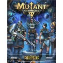 Mutant Chronicles Cybertronic Source Book (EN)