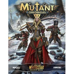 Mutant Chronicles Whitestar Source Book