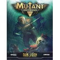 Mutant Chronicles Dark Legion Campaign Book