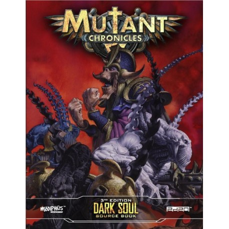 Mutant Chronicles Dark Soul Source Book