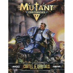 Mutant Chronicles The Cartel Source Book