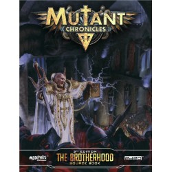 Mutant Chronicles The Brotherhood Source Book