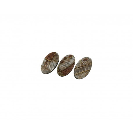 Tech Bases, Oval 75mm (2)