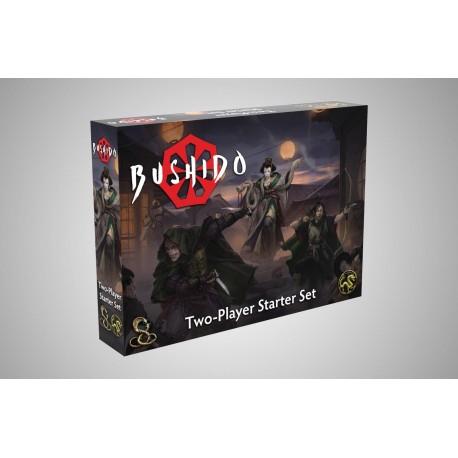 Two player introductory set (ENG) (contient un livret des règles//contain a rules booklet)