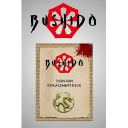Risen Sun Card Replacement Deck : Prefecture of Ryu