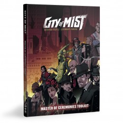 City Of Mist Roleplaying Game