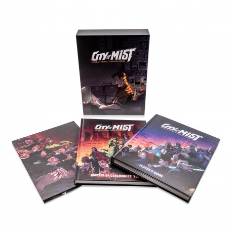 City of Mist Premium Slipcase
