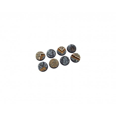 Cobblestone Base, Round 32mm (4)