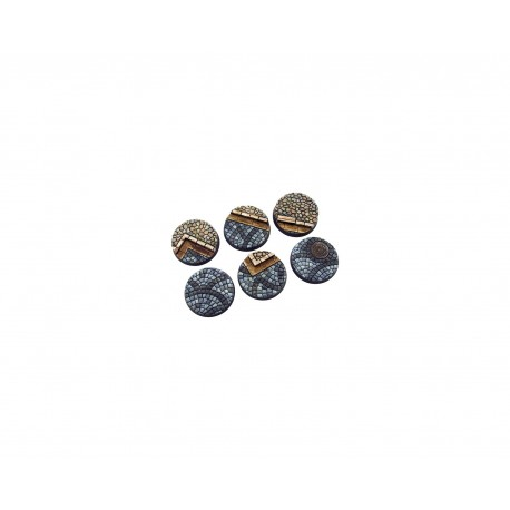 Cobblestone Base, Round 50mm (2)