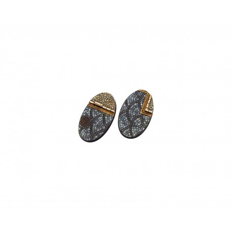 Cobblestone Base, Oval 90mm (2)
