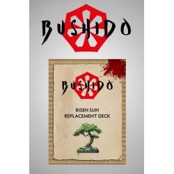 Risen Sun Card Replacement Deck : The Temple of Rokan