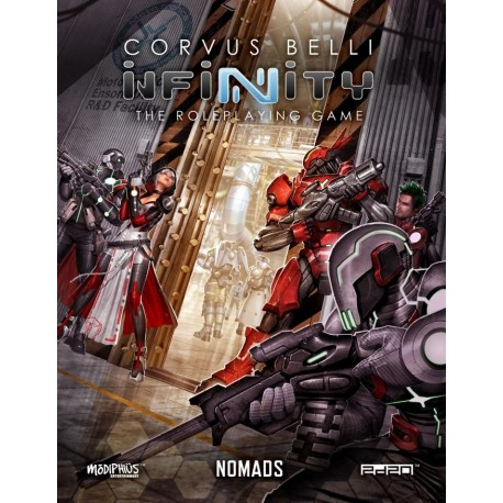 Infinity RPG Nomads