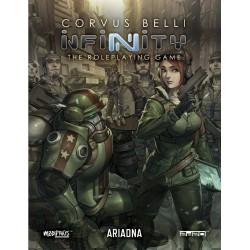Infinity RPG Ariadna