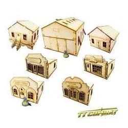 6 House Set