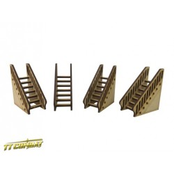 Stair Set (4)