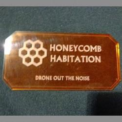 Sign J (Honeycomb Habitation)