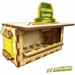Food Booth A (Shounen Ramen)
