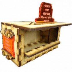 Food Booth C (Goku Fried Veggies)