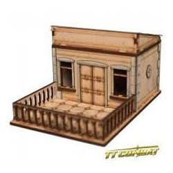 Venetian Roof Terrace A
