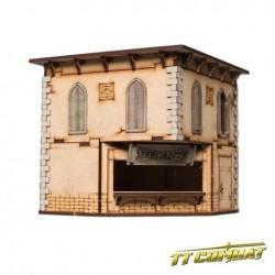Venitian corner Store