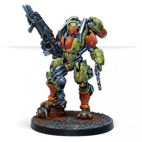 Mówáng Troops (MULTI Rifle/ Red Fury)