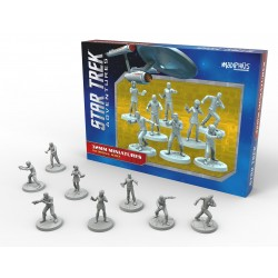 Star Trek Adventures Miniatures: The original Series Bridge Crew