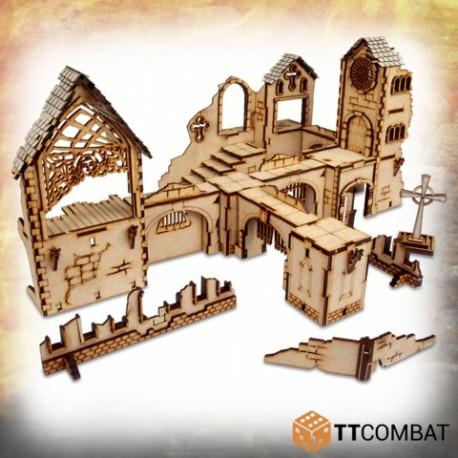 Savage Domain: Abandoned Abbey