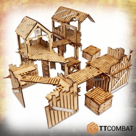 Savage Domain: Barbarian Encampment