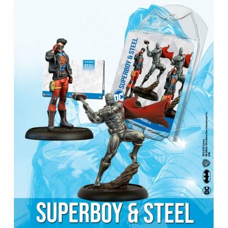 SUPERBOY & STEEL