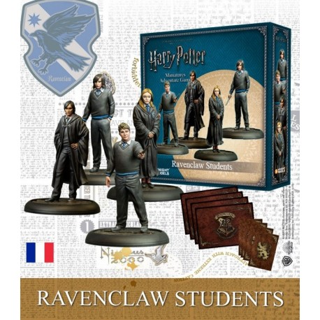 RAVENCLAW STUDENTS