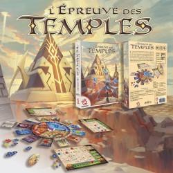 L'ÉPREUVE DES TEMPLES