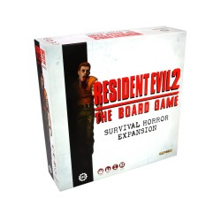 Resident Evil 2: The Board Game - Extension Survival Horror FR