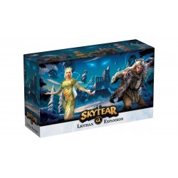 Skytear : Extension Liothan