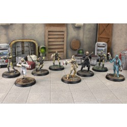 Fallout: Wasteland Warfare - Institute: Core set