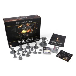 Dark Souls™: The Board Game - Iron Keep Expansion