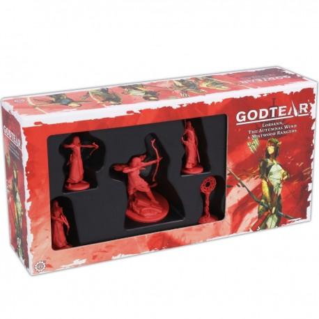 GODTEAR - Lorsann, The Autumnal Wind