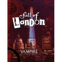 Vampire The Mascarade: The Fall of London