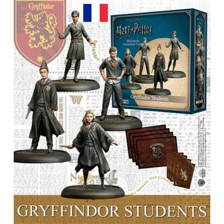 Harry Potter - Gryffindor Students (FR)