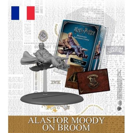 Harry Potter - Alastor Moddy on bromm (EN+FR)