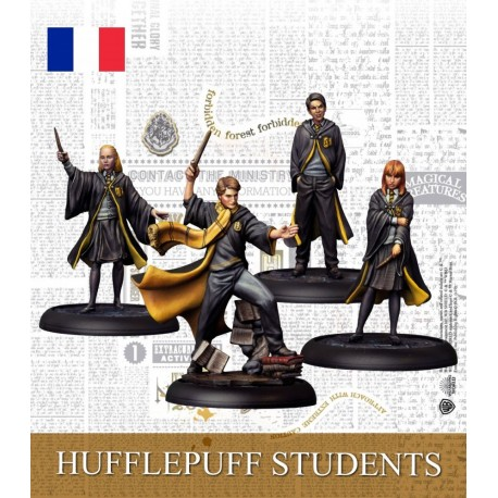 Harry Potter - Hufflepuff Students (EN+FR)